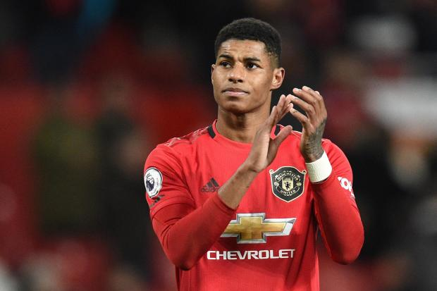 Watford Observer: Mr Rashford, who forced a government U-turn on free school meal vouchers for eligible pupils over the summer holidays