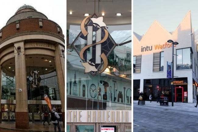 The Watford Observer agrees with the majority of its readers - intu Watford should go back to its original name The Harlequin Centre