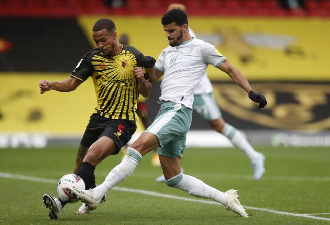 William Troost-Ekong is enjoying life at Watford. Picture: Action Images