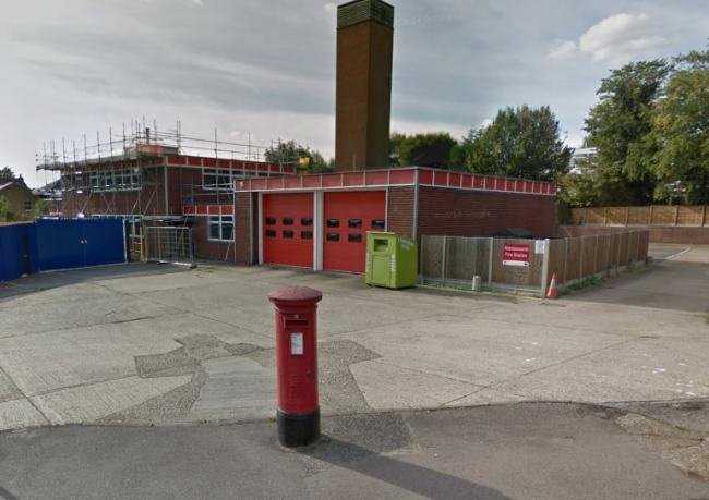 The Rickmansworth Fire Station site