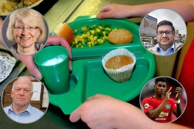Councillors would like to see Hertfordshire County Council step in to provide funding for children eligible for free school meals