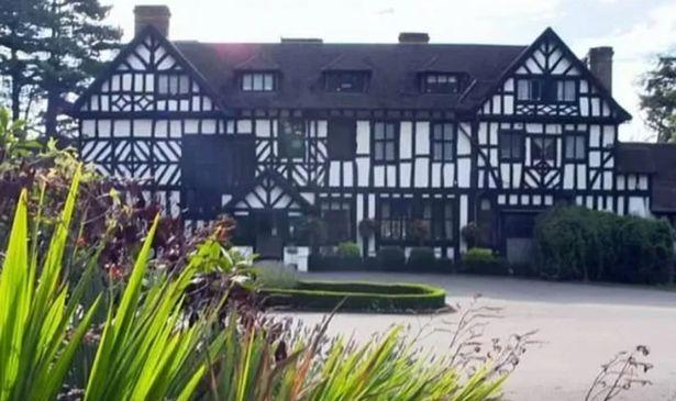 The Manor Hotel in Elstree. Credit: BBC