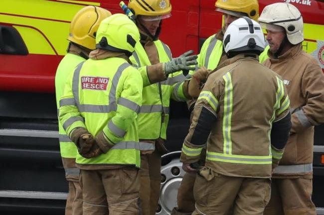 Hertfordshire Fire and Rescue Service have come up with a plan to reduce wasted time. Photo: PA