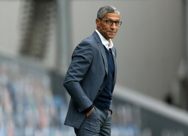 Chris Hughton is expecting Watford to be tough opponents. Picture: PA