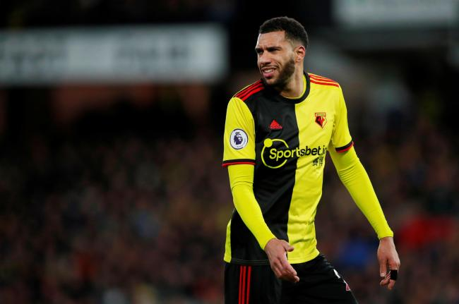 Etienne Capoue is set to leave Watford for Villarreal. Picture: Action Images