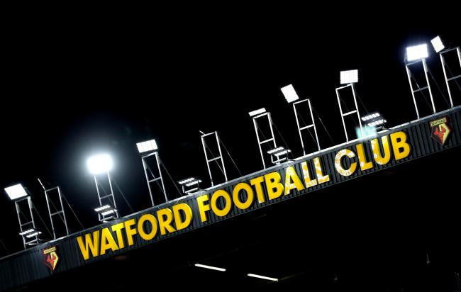 Watford have launched two new strands to their Hornets at Home campaign. Picture: PA