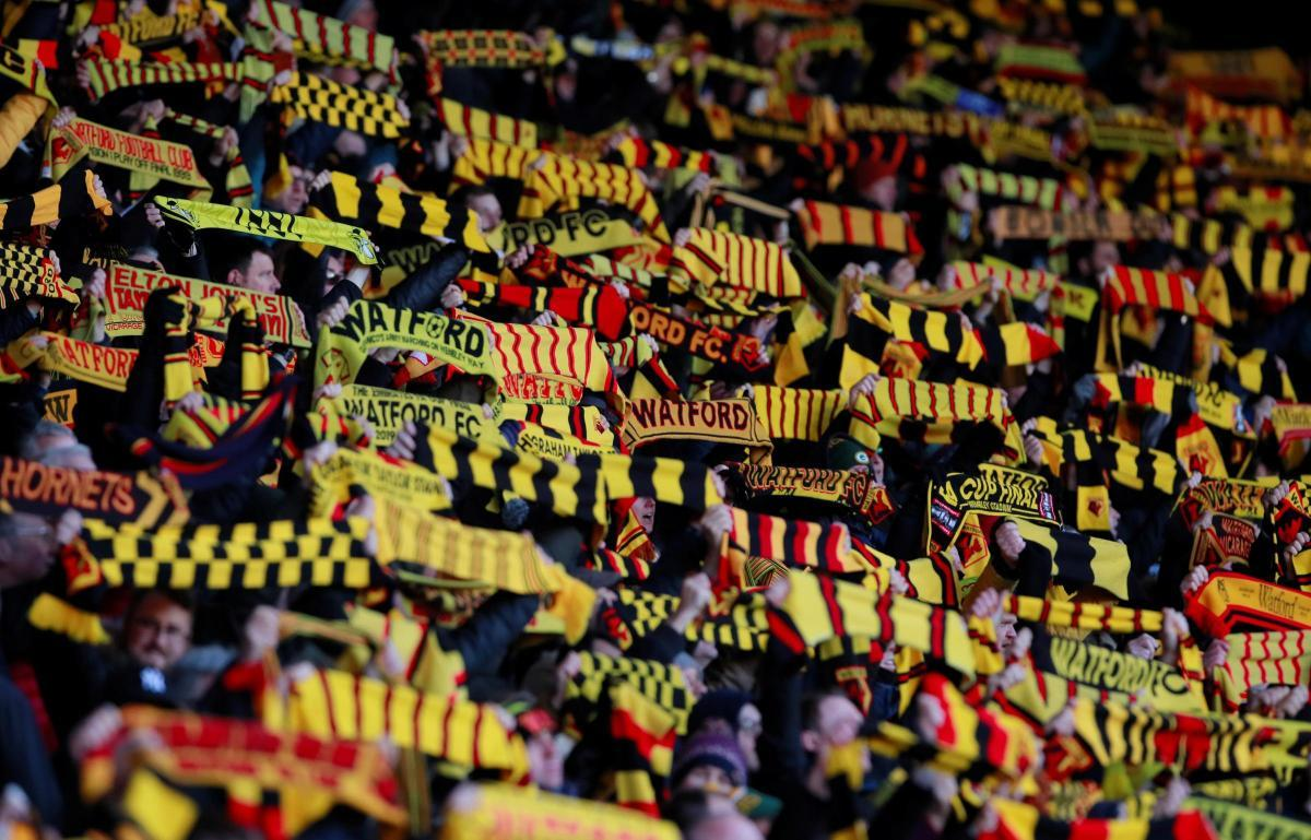 Watford to have virtual Graham Taylor scarf display against Huddersfield