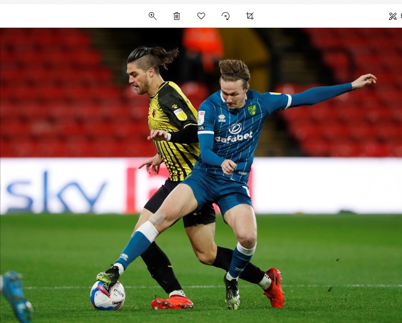 Francisco Sierralta feels he has adapted well to life at Watford