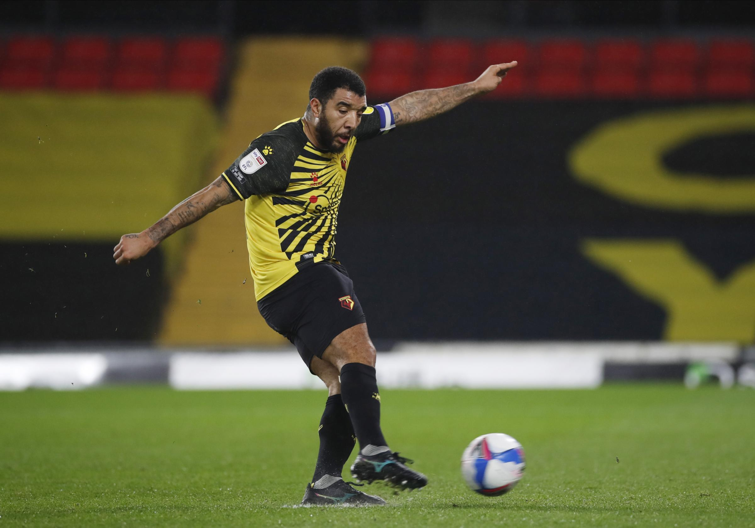 Watford beat Barnsley to go third in the Championship