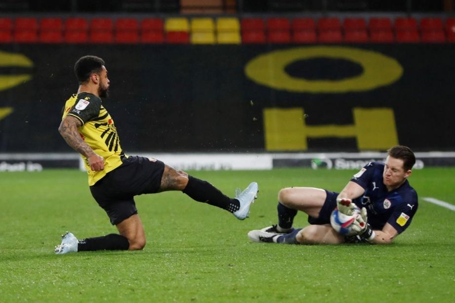 Xisco Munoz believes Watford striker Andre Gray will score goals again soon