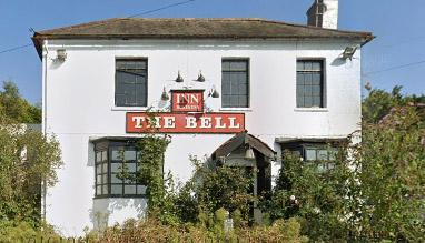 The Bell is a listed building. Credit: Google street view