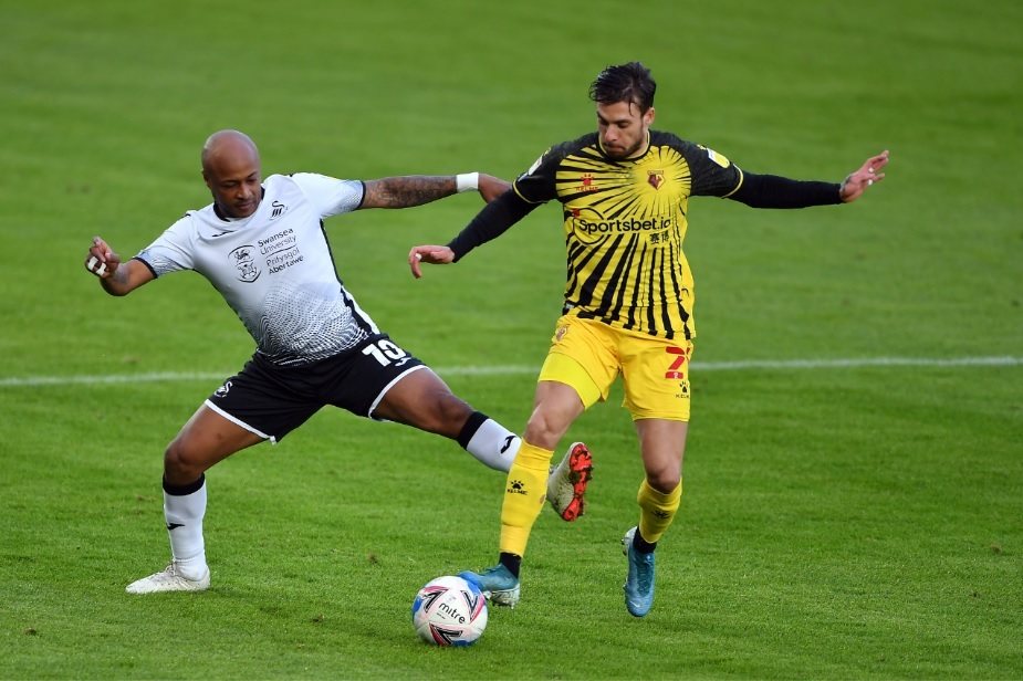 Kiko Femenia and Adam Masina could return for Watford away at Coventry City