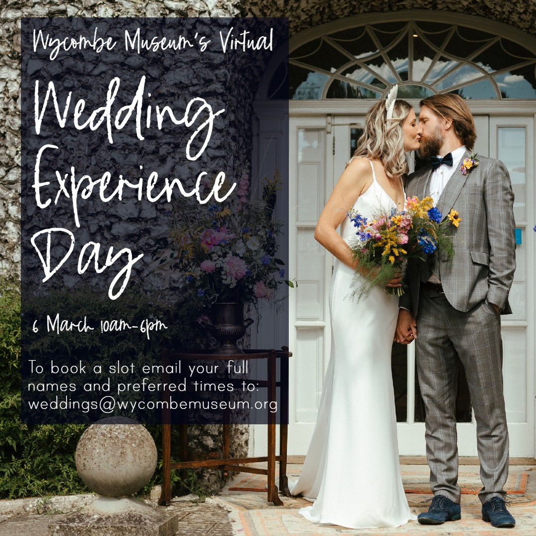 Virtual Wedding Experience Day