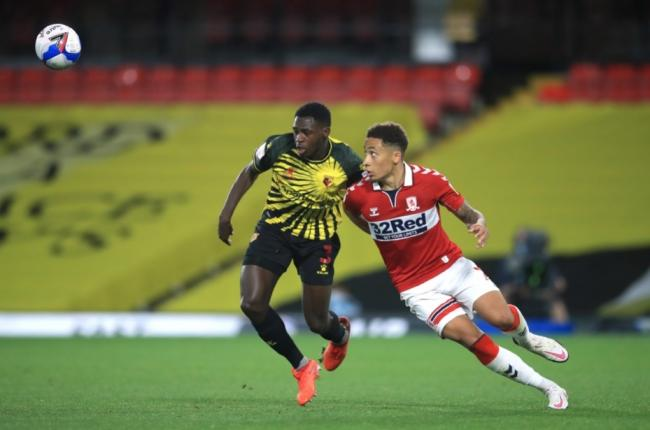 Jeremy Ngakia is back in contention for Watford. PIcture: PA