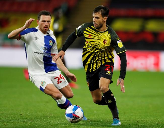 Kiko Femenia could have left Watford in January. Picture: Action Images