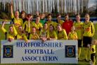 Reserves Regain County Cup