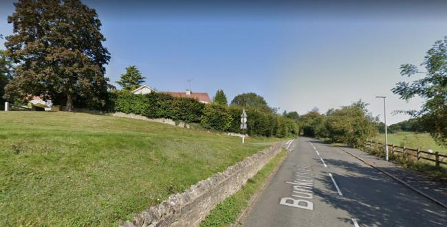 The incident happened in Longdean Park (google street view)