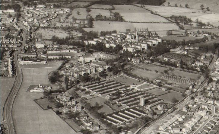 The Leavesden Asylum/Hospital and Annex -1937
