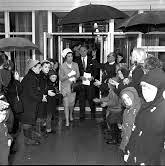 On April 19, 1966, HRH Princess Marina, Duchess of Kent opened Leavesdens School