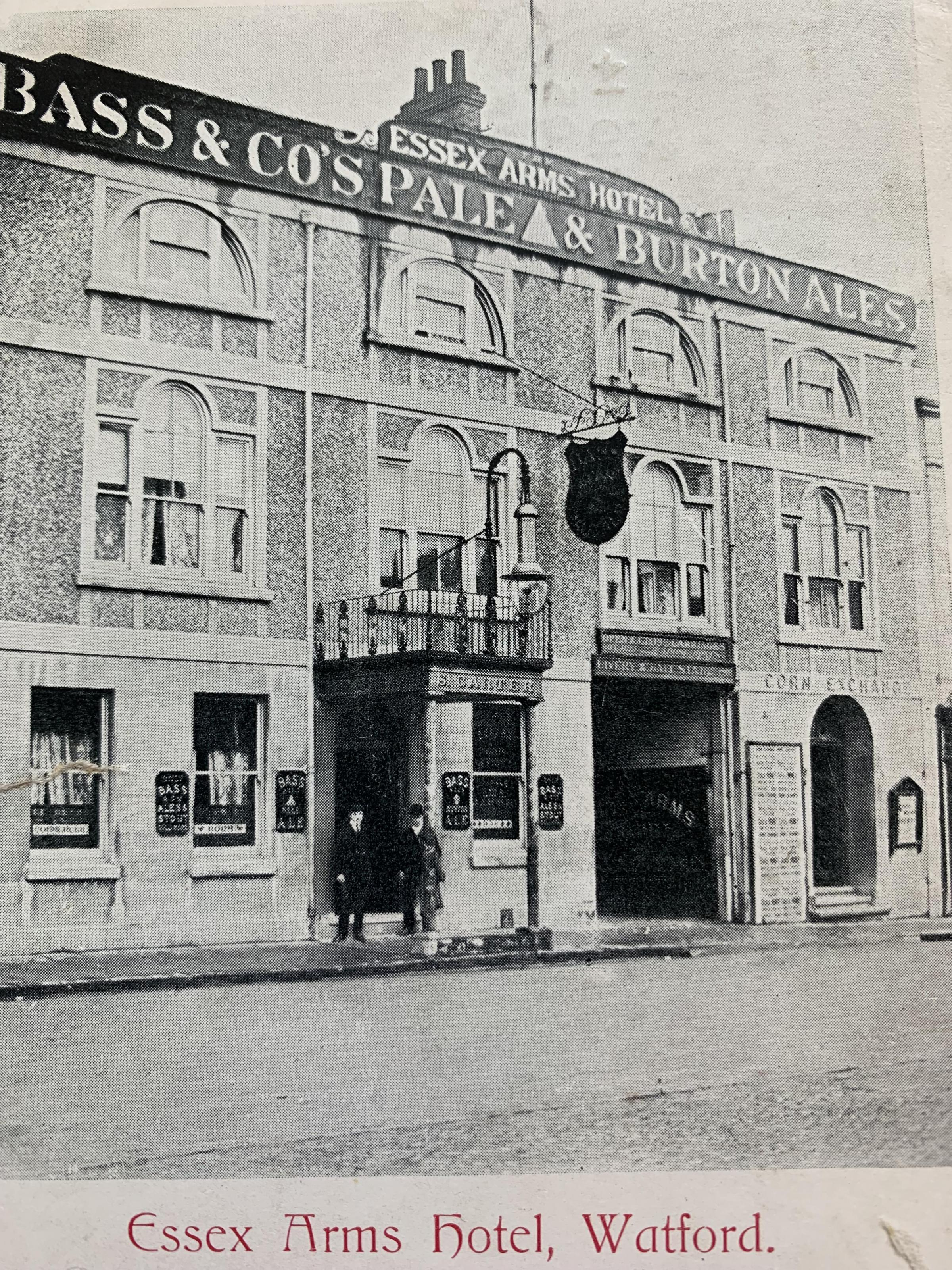 Essex Arms 1905