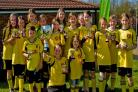 U12 Watford Ladies Harts