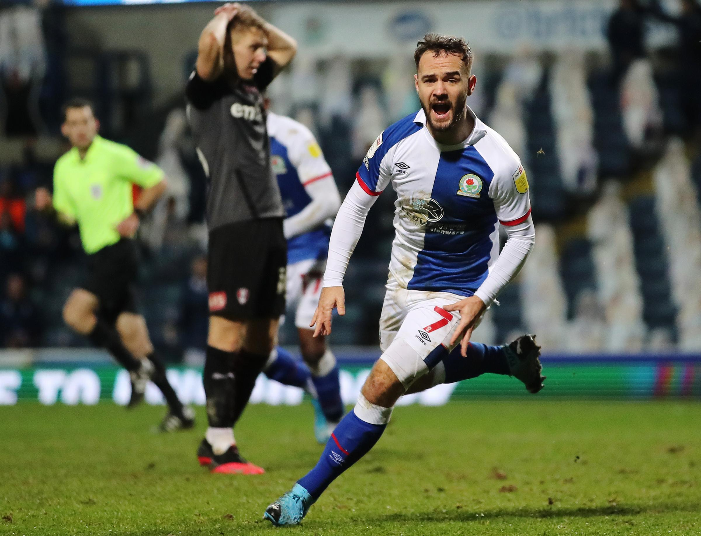 No Watford offer for Blackburn Rovers' Adam Armstrong