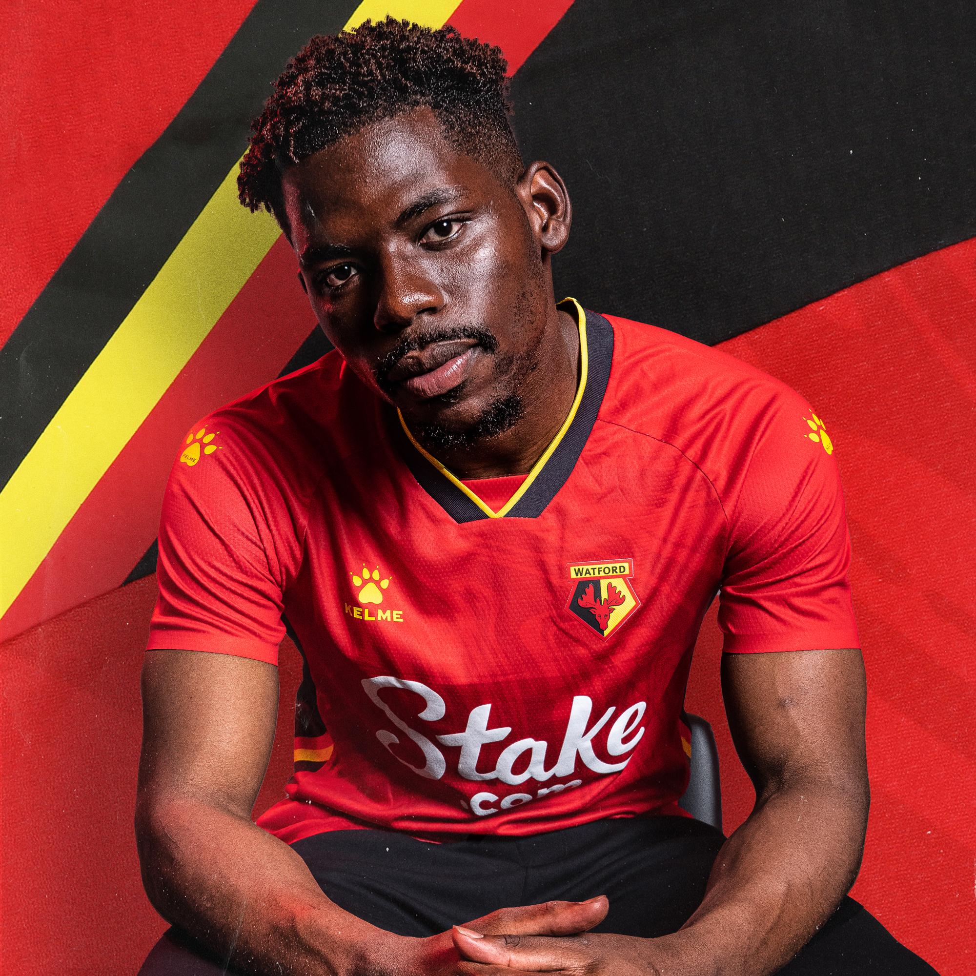 Tom Dele-Bashiru delighted with Watford pre-season goal