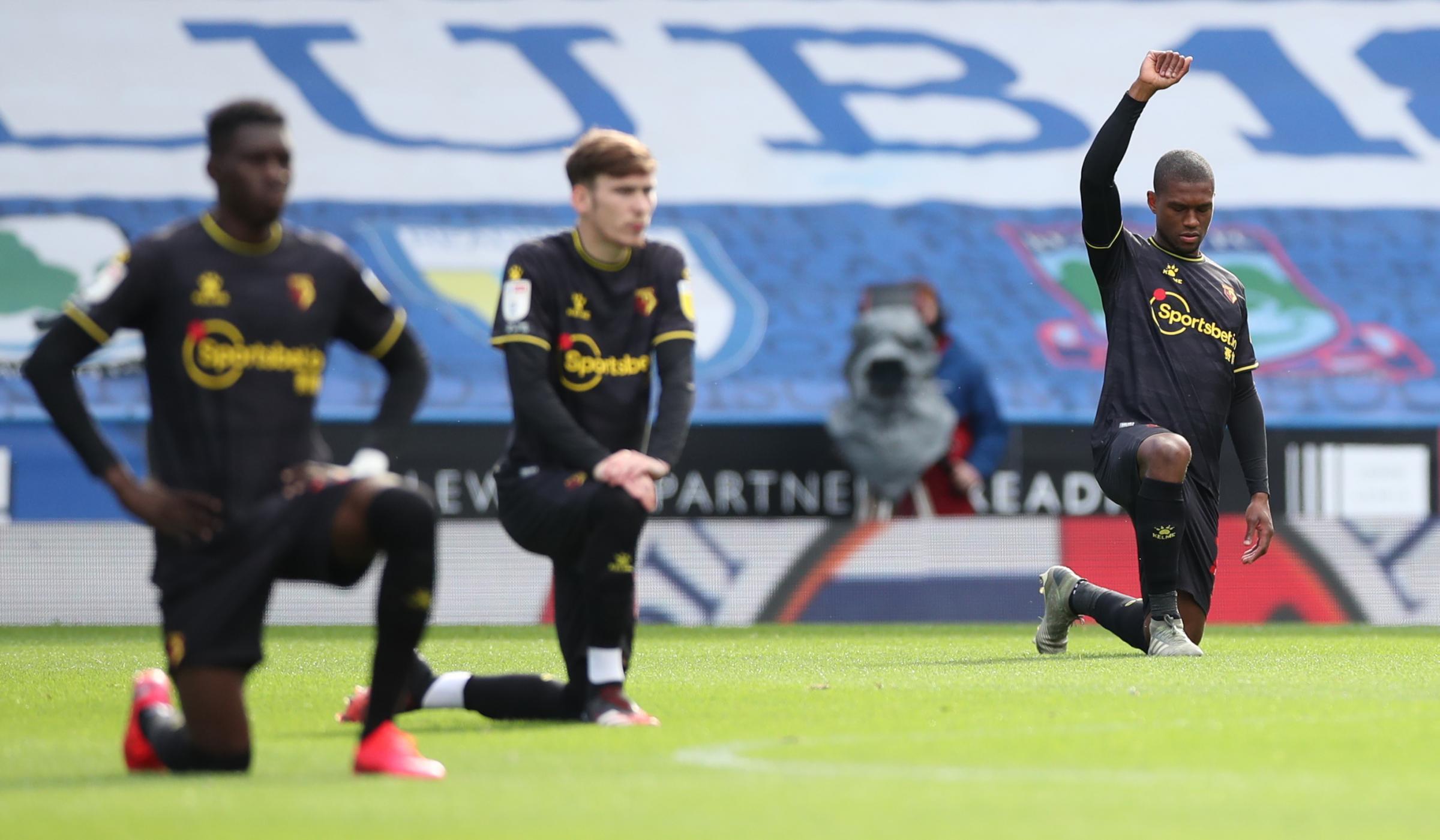 Premier League players to take the knee next season