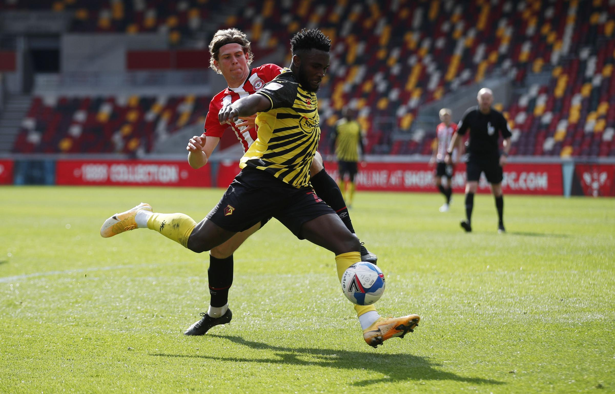 Isaac Success wants Watford stay with Udinese interested