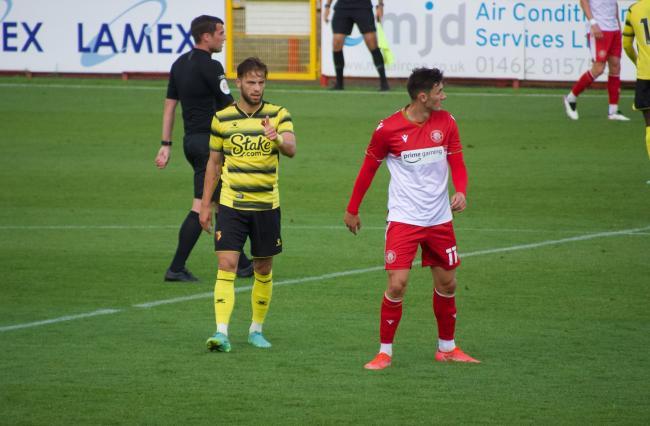 Watford's Philip Zinckernagel joins Nottingham Forest on loan