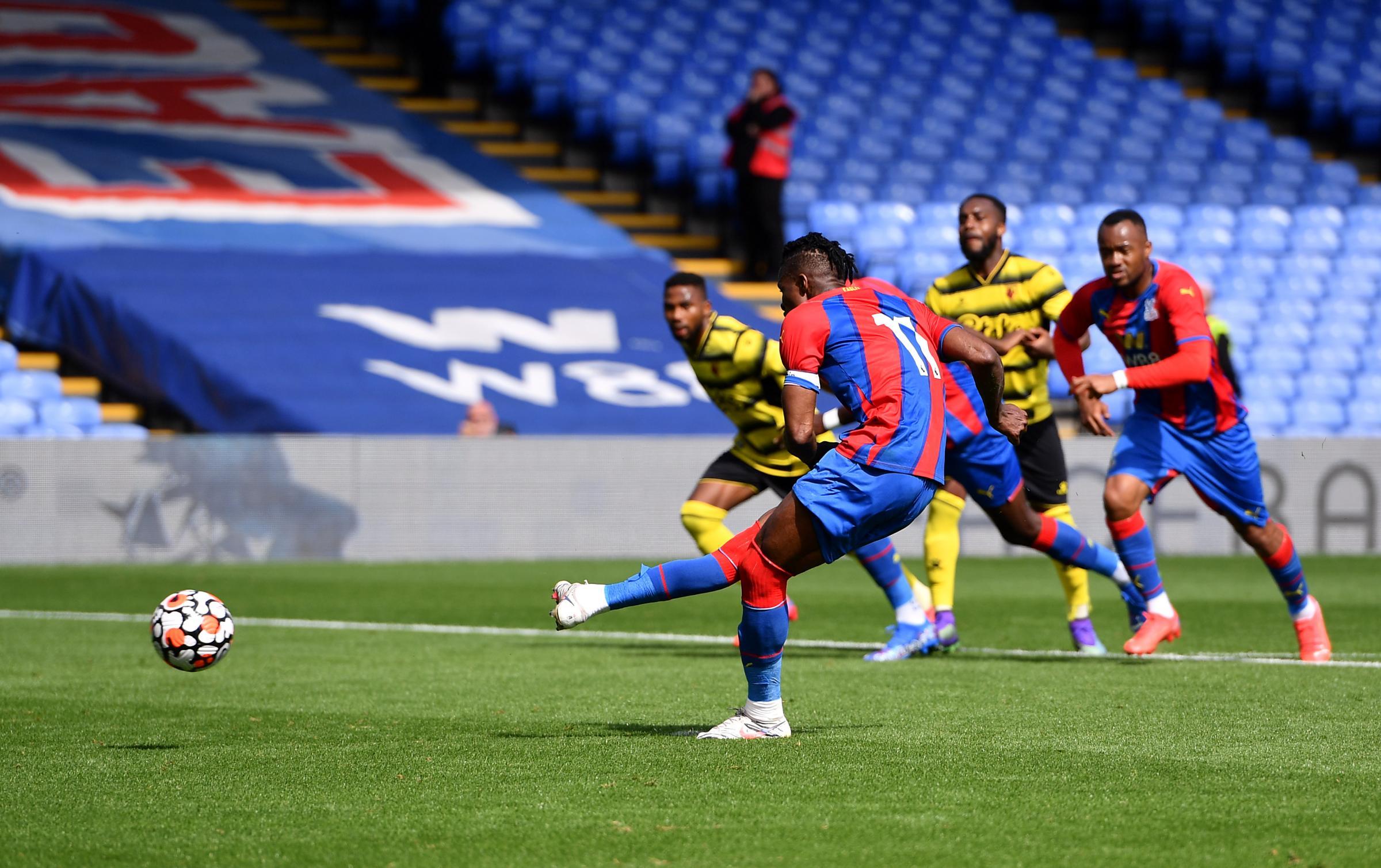 Watford beaten at Crystal Palace in pre-season