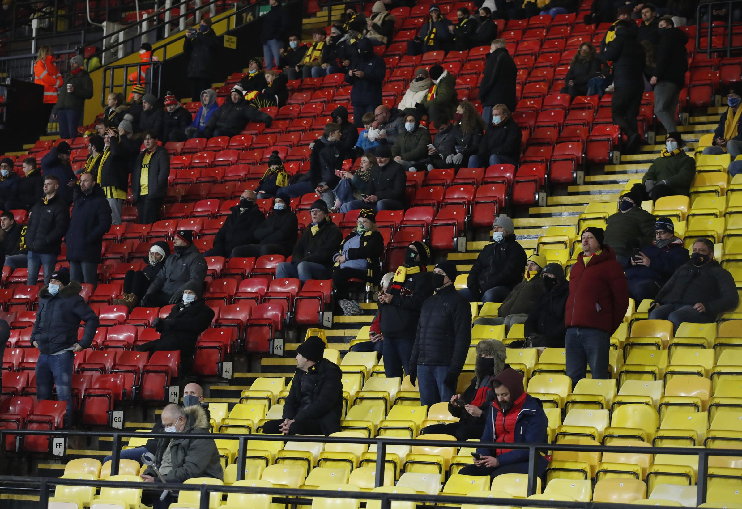 Premier League confirms covid-19 spot checks for fans