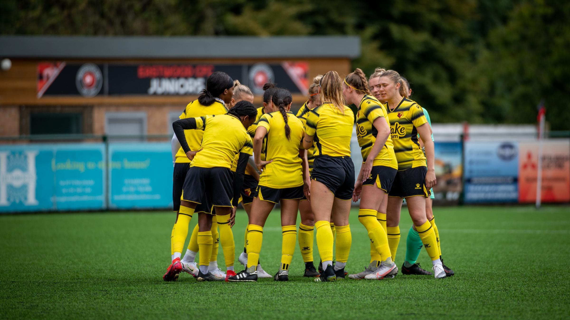 Watford FC Women to play Liverpool at Vicarage Road