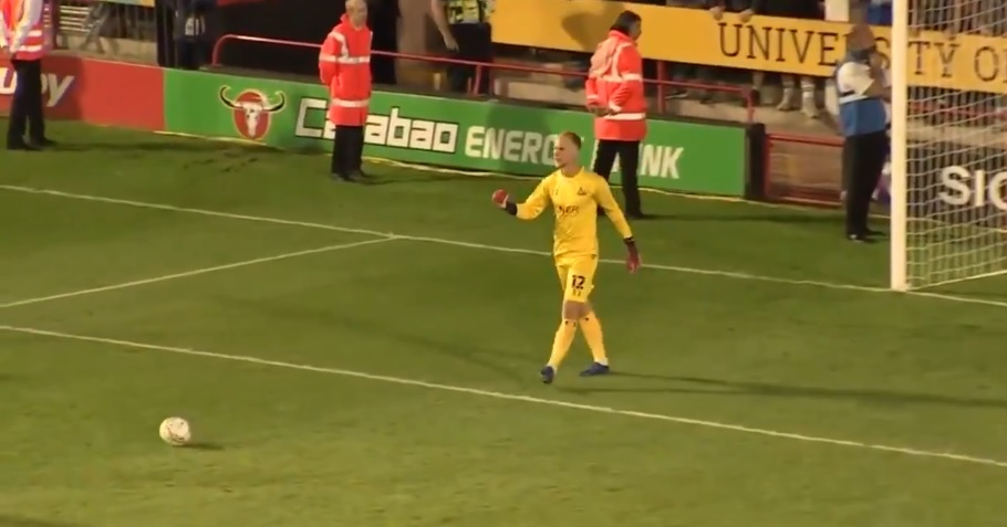 Watford's Pontus Dahlberg saved three penalties for Doncaster Rovers