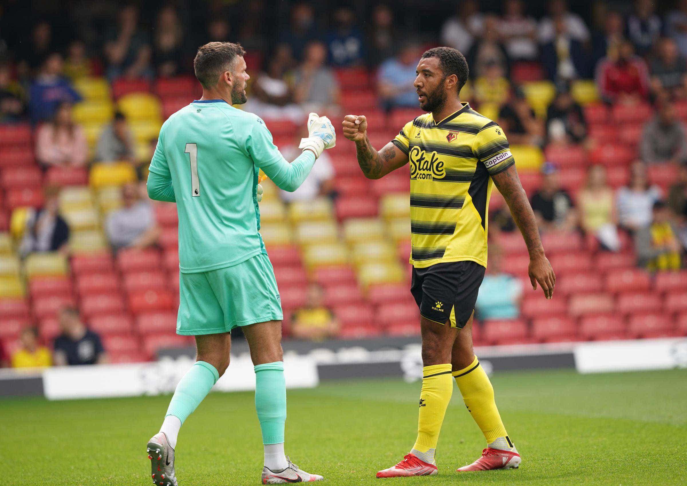 Troy Deeney 'excited' by Watford's Premier League return