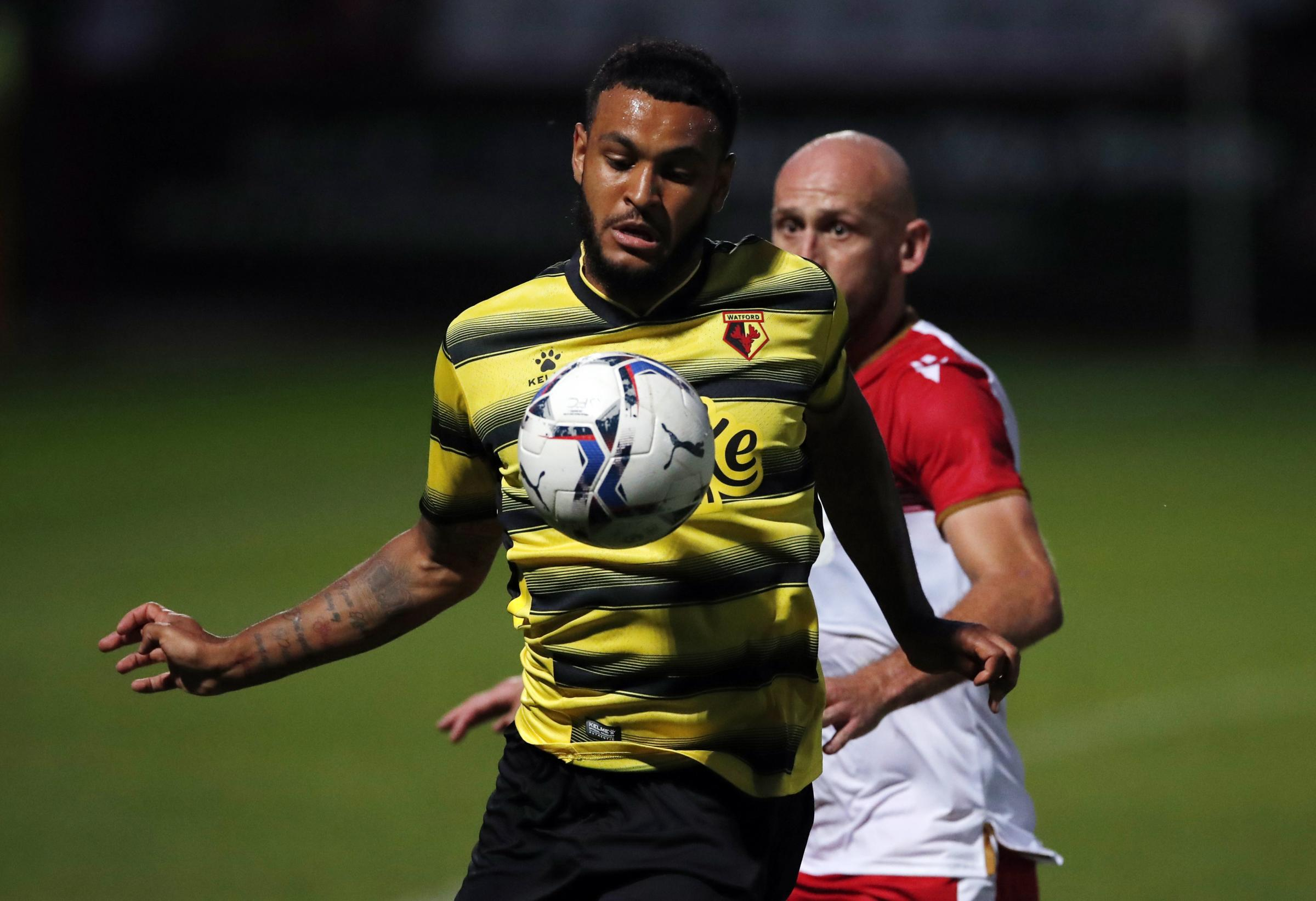 Joao Pedro and Joshua King out for Watford Premier League opener