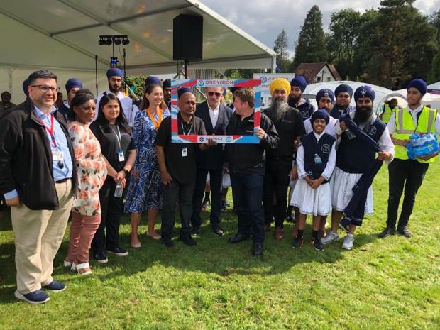 Watford Observer: One Vision fair at Stanborough Park