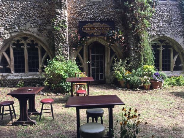 Watford Observer: Filming of Grantchester in the Rudolf Steiner school, Kings Langley