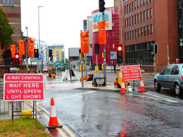 Apology demanded from Cadent after Watford ring road delays