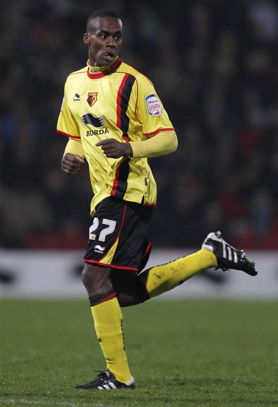 Gavin Massey lives minutes from Watford's Vicarage Road. Picture: Action Images