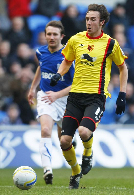 Watford reject bids from Brighton for Will Buckley. Picture: Action Images