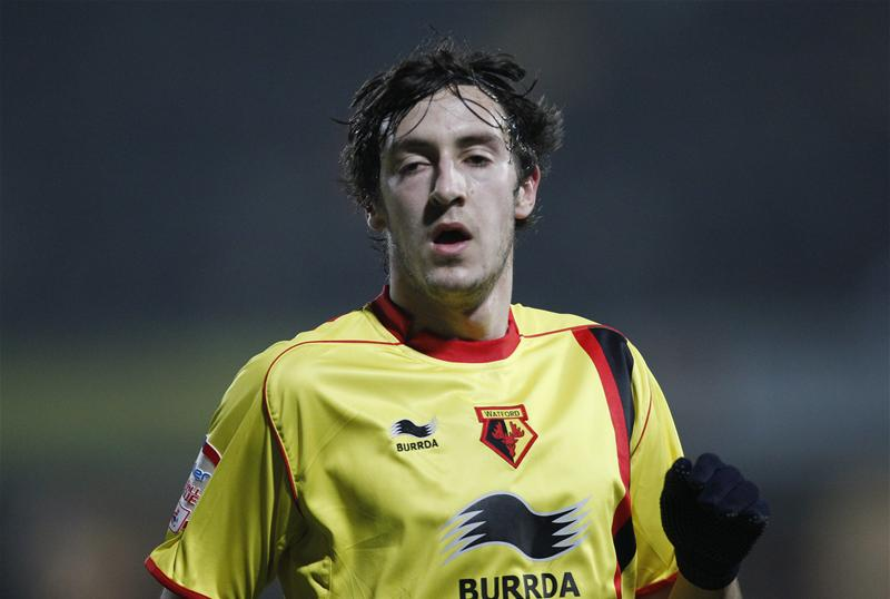 Will Buckley impressed during his time at Watford. Picture: Action Images