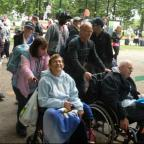 phab members taking part in heart beat hike 2011