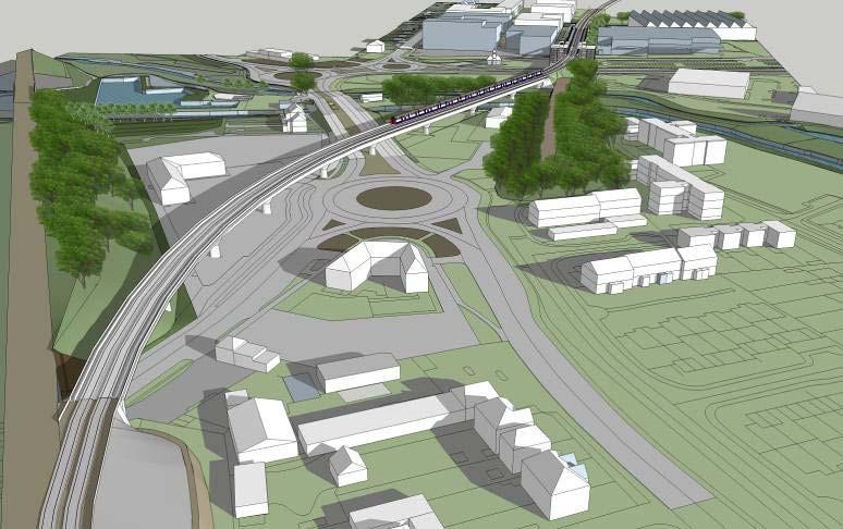Croxley Rail Link plan approved by Government
