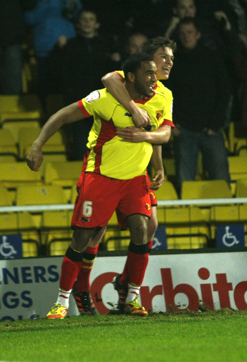 Watford duo called up by Jamaica