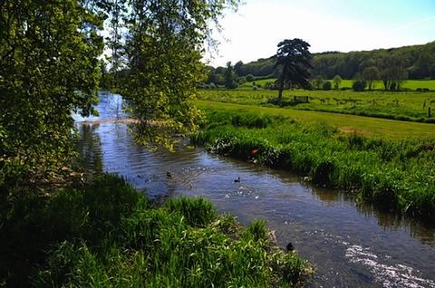 Beautiful Chess Valley walk raising funds for new cancer