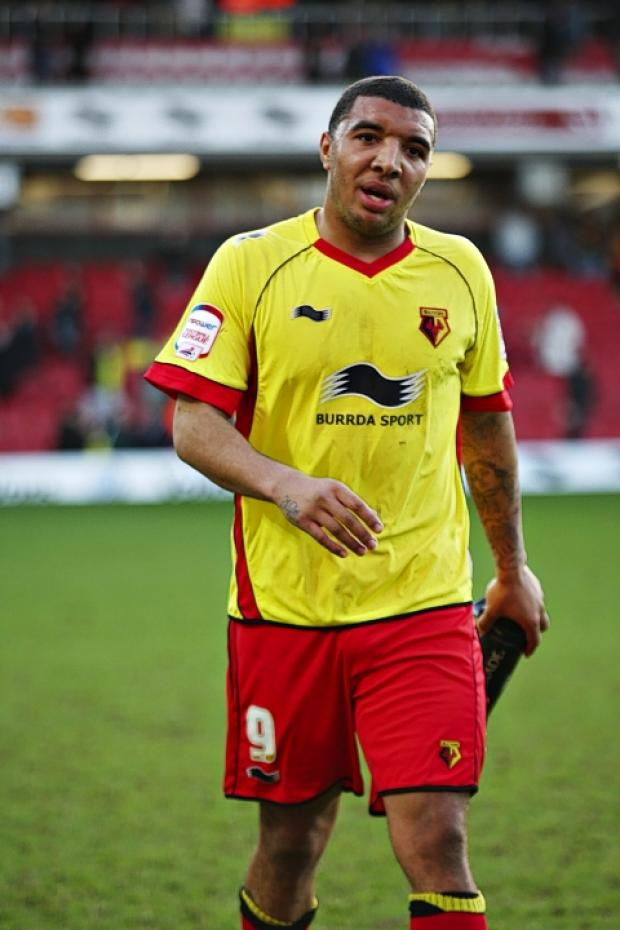 Watford have yet to make a statement regarding Troy Deeney's future