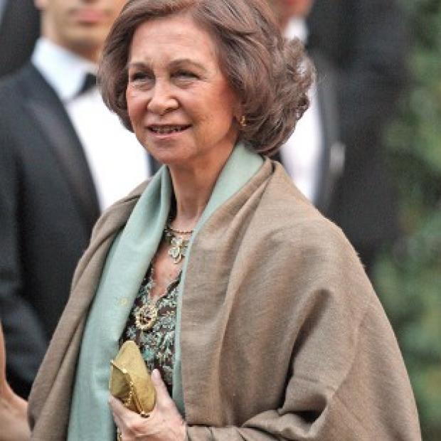 Queen Sofia of Spain is to snub the Queen in a row over Gibraltar