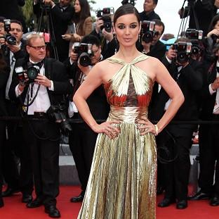 Berenice Marlohe Marlohe at the 65th international film festival, in Cannes (AP/Joel Ryan)