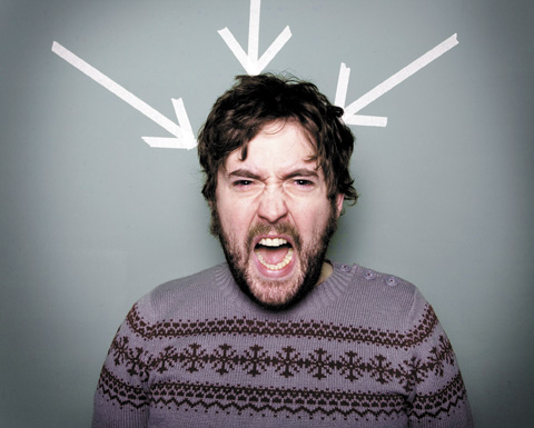 Nick Helm: This Means War is in Edinburgh from August 1-27